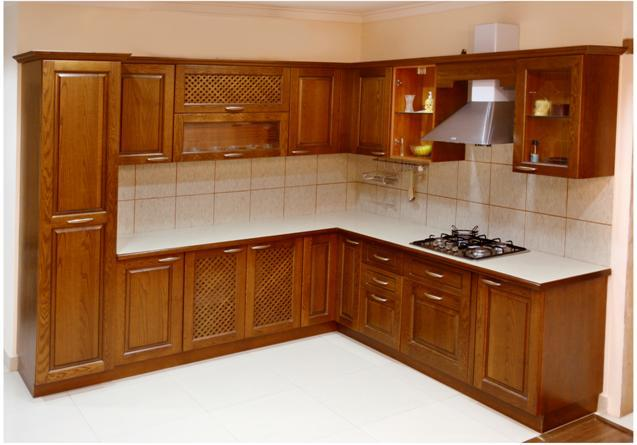 Incroyable Nothing Can Match The Timeless Ambience Created By A Solid Wood Kitchen !  Arnica Offer The Warm And Rich Environment Of A Traditional Kitchen, ...