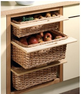 Ikea Kitchen Baskets